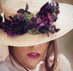 Los sombreros canotier para verano de mujer