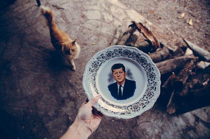 Μια προσωπογραφία.. στο πιάτο! για διπλωματικό γεύμα... #arive #photo #11_12_2013 #cat http://ow.ly/rEGuK