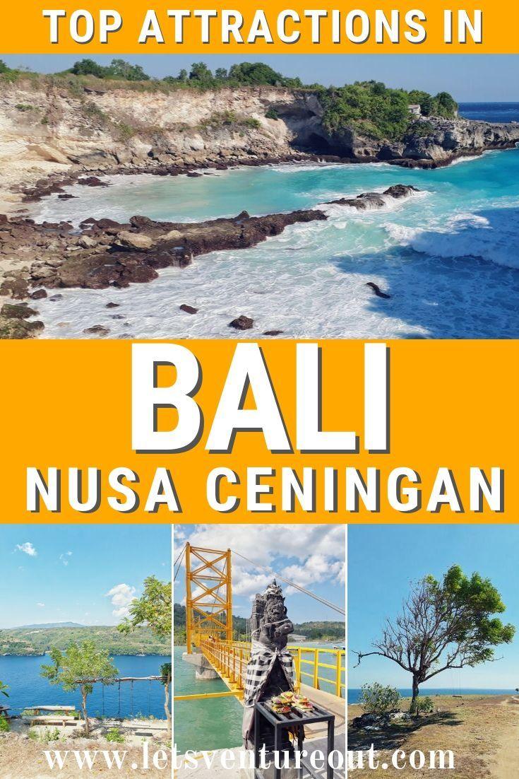 Top Attractions In Nusa Ceningan, Bali
