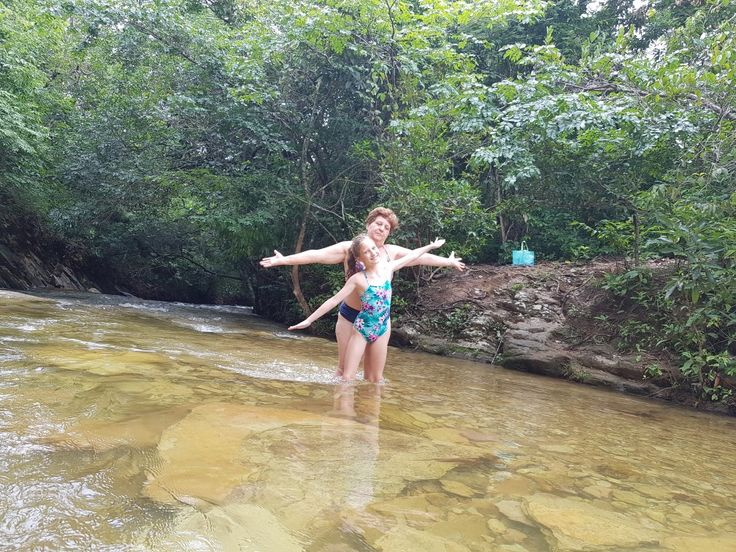 Rio claro - Chapada dos guimarães