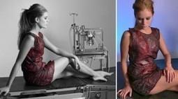 Une robe à base de vin | WebCaviste.com | Le Monde du Vin | Scoop.it
