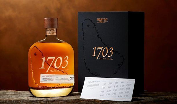 Rémy Cointreau adds to its high-end Mount Gay 1703 rum range – Mount Gay 1703 Master Select