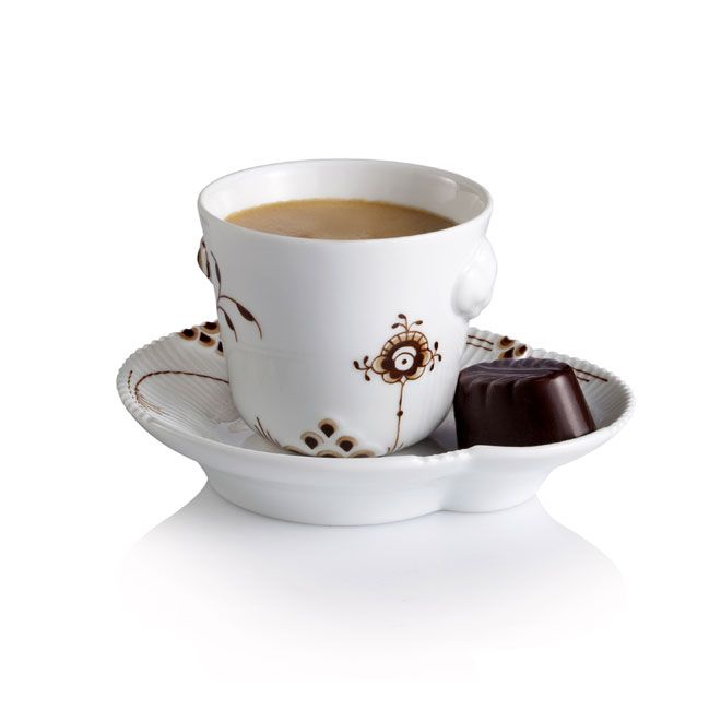Espresso cup from Royal Copenhagen