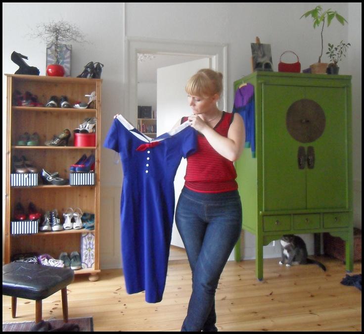 Audrey Dress from Mondo Kaos