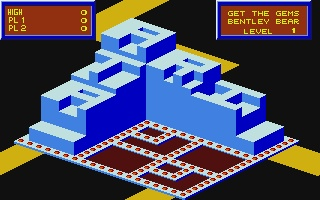 Crystal Castles Atari ST