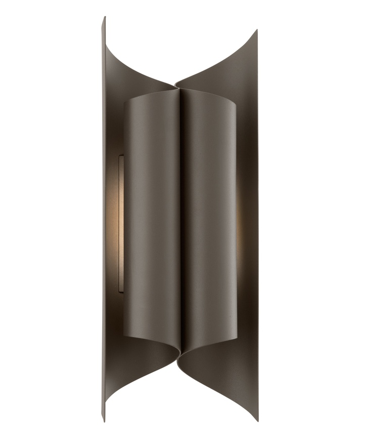 troy lighting bl3383 kinetic energy smart 16 light outdoor wall light