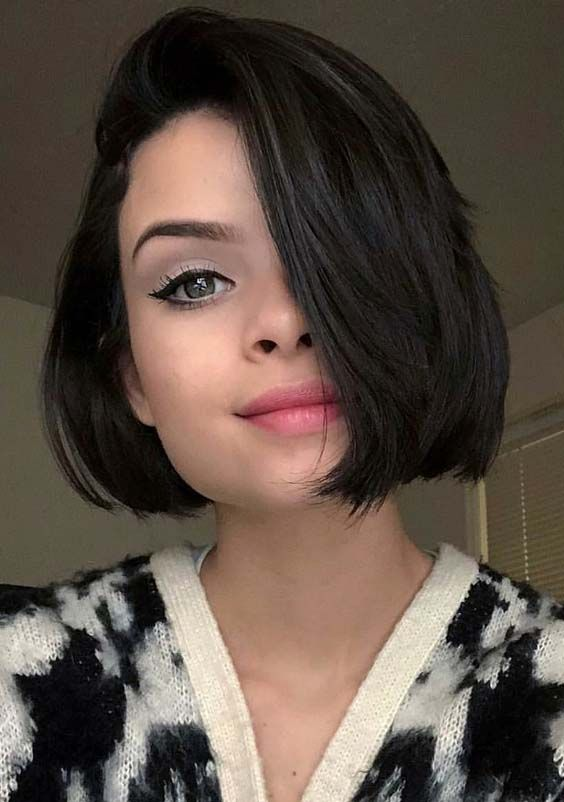 See here our top trendy hairstyles for bob hair to sport in 2018.