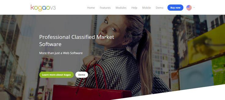 Начни бизнес на рынке объявлений. Kogao представляет собой веб — приложение. Наше программное обеспечение позволяет профессионально начать бизнес на рынке объявлений. Kogao включает в себя все..