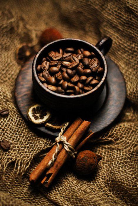 Tem cor mais bonita? #cafecomcanela #guiadocafe