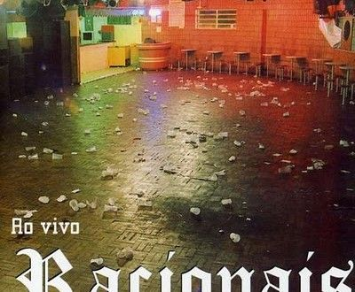 Racionais Mc's – Ao Vivo (2001) – Ouvir CD Completo Online