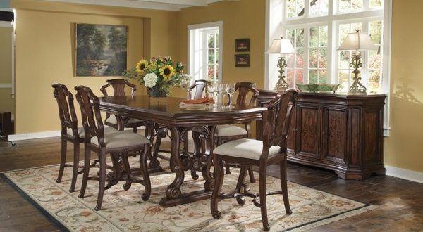 احدث غرف سفرة مودرن 2017 بمختلف الأشكال ميكساتك Oak Dining Sets Modern Dining Room Dining Room Table Set