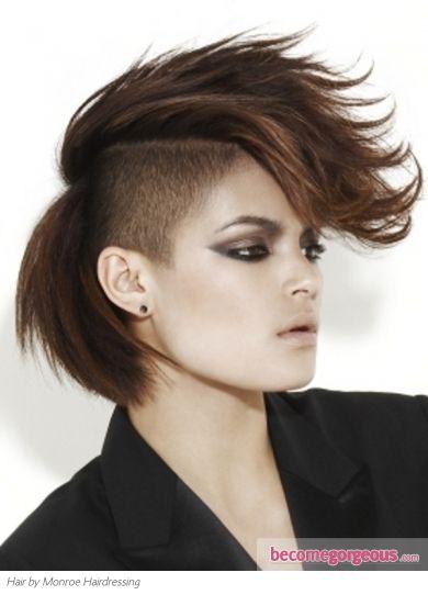 monroe_hairdressing_punk_hair.jpg 390×542 pixels | Punk ...