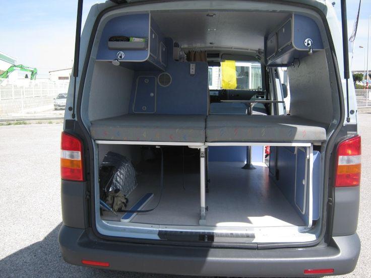Amenagement van pour transporter les boards page 1 multivan van camping volkswagen - Plan amenagement transporter t4 ...