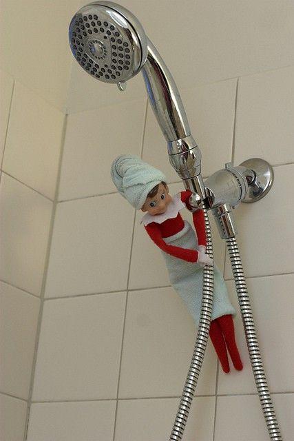 ** Christmas Elf On The Shelf @iheartnaptime