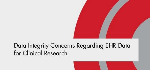 Data Integrity Concerns Regarding EHR Data for Clinical Research