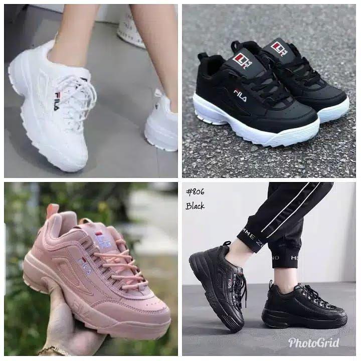Dw 5 Dw 5 Sepatu Kets Fila Disruptor