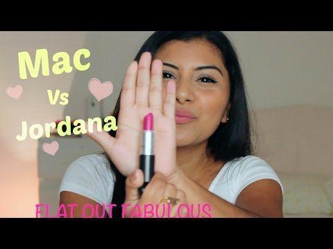 Labiales MAC vs JORDANA♥ - YouTube