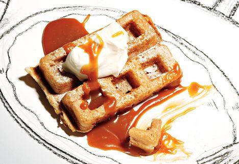 caramel coulis caramel recipes waffle recipes salted caramel sauce ...