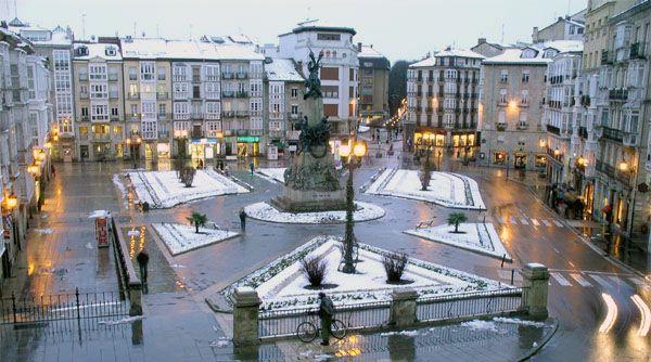 My Beautiful City  http://www.elcorreo.com/alava/20120626/local/vitoria-primeros-puestos-capitales-201206261031.html: Basque Country, Prior To, Su Remodelación, Square, Of The, The Virgin