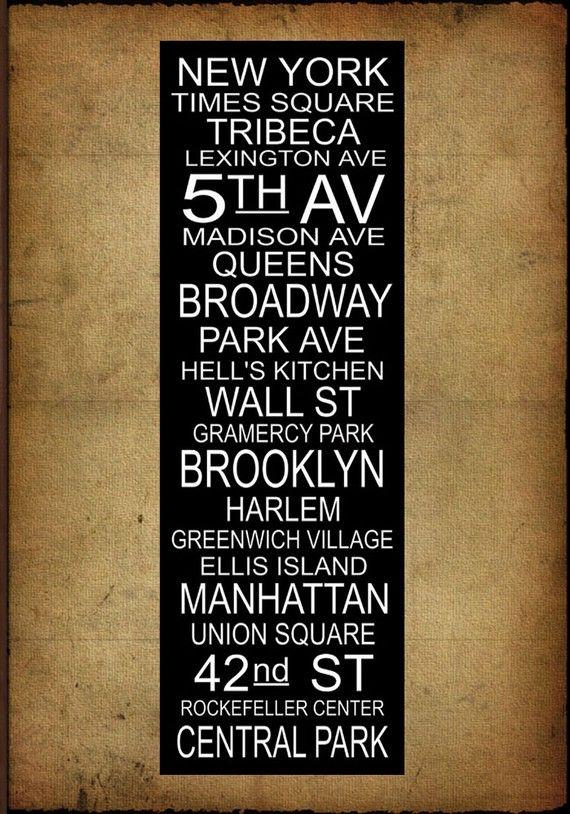 subway art- new york