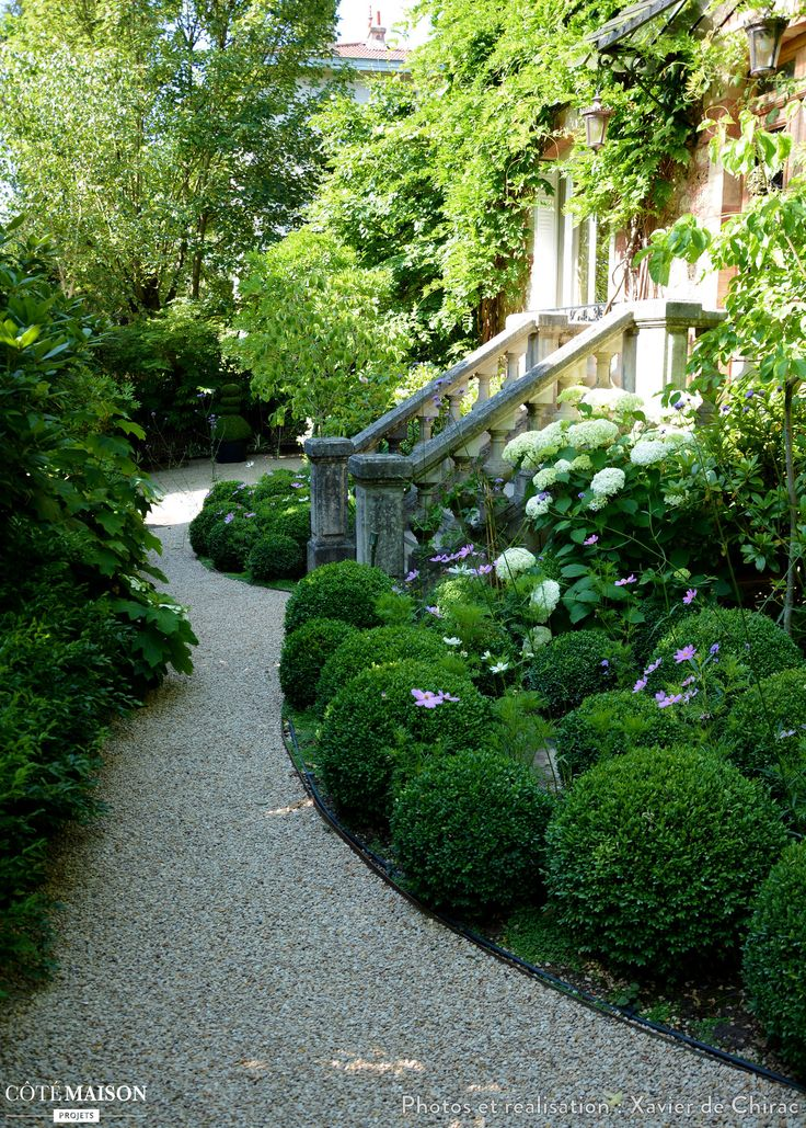 Les 25 meilleures id es de la cat gorie jardin de for Jardin xavier