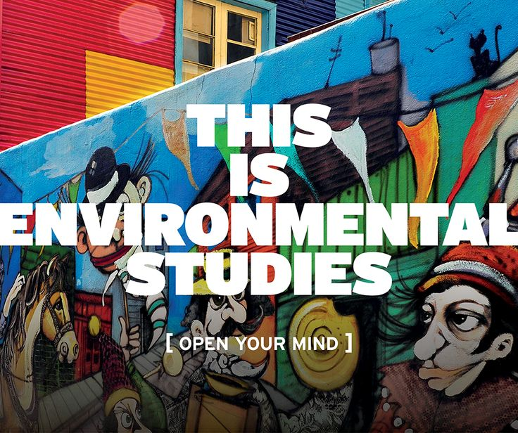 This is environmental studies: it's about solving real-world environmental issues in urban and regional areas to increase equity and improve community wellbeing. Discover new ways of thinking about our environment at York U. #OpenMindYU