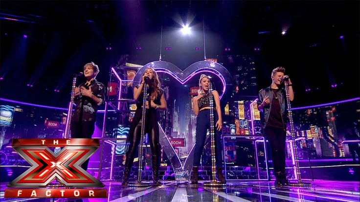 Only The Young sing Charli XCX's Boom Clap  | Live Week 3 | The X Factor...