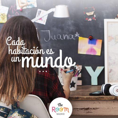 ¡The Room Madrid es el lugar que convierte la habitación de tus niños en un espacio de ensueño! ¿Quieres pasar?