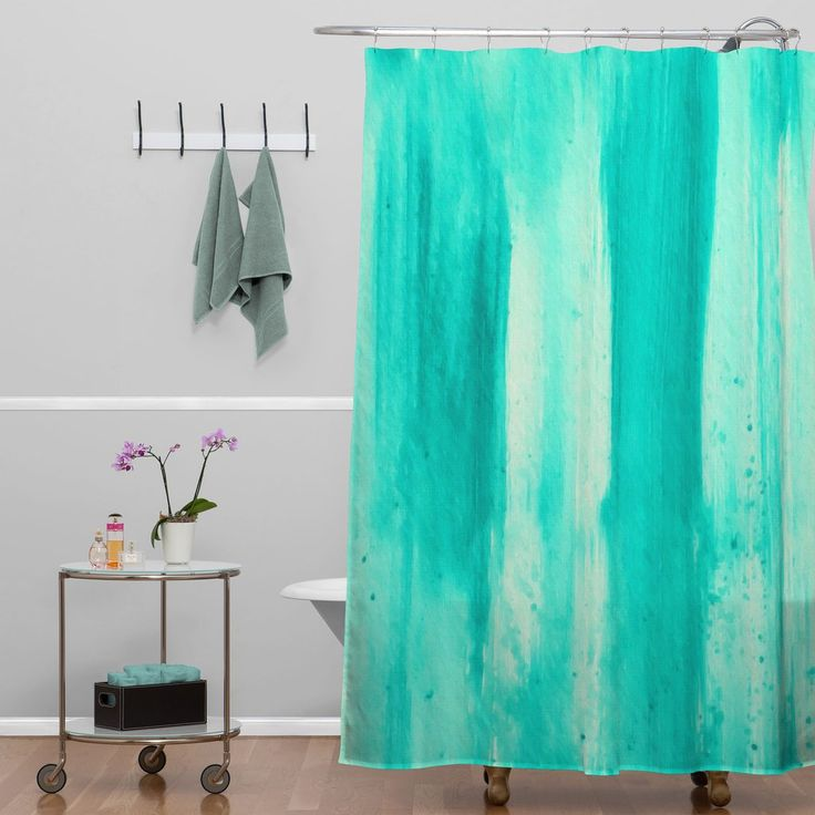 teal and gold shower curtain. Madart Inc  Modern Dance Aqua Passion Shower Curtain 72 best stuff images on Pinterest curtains Design homes
