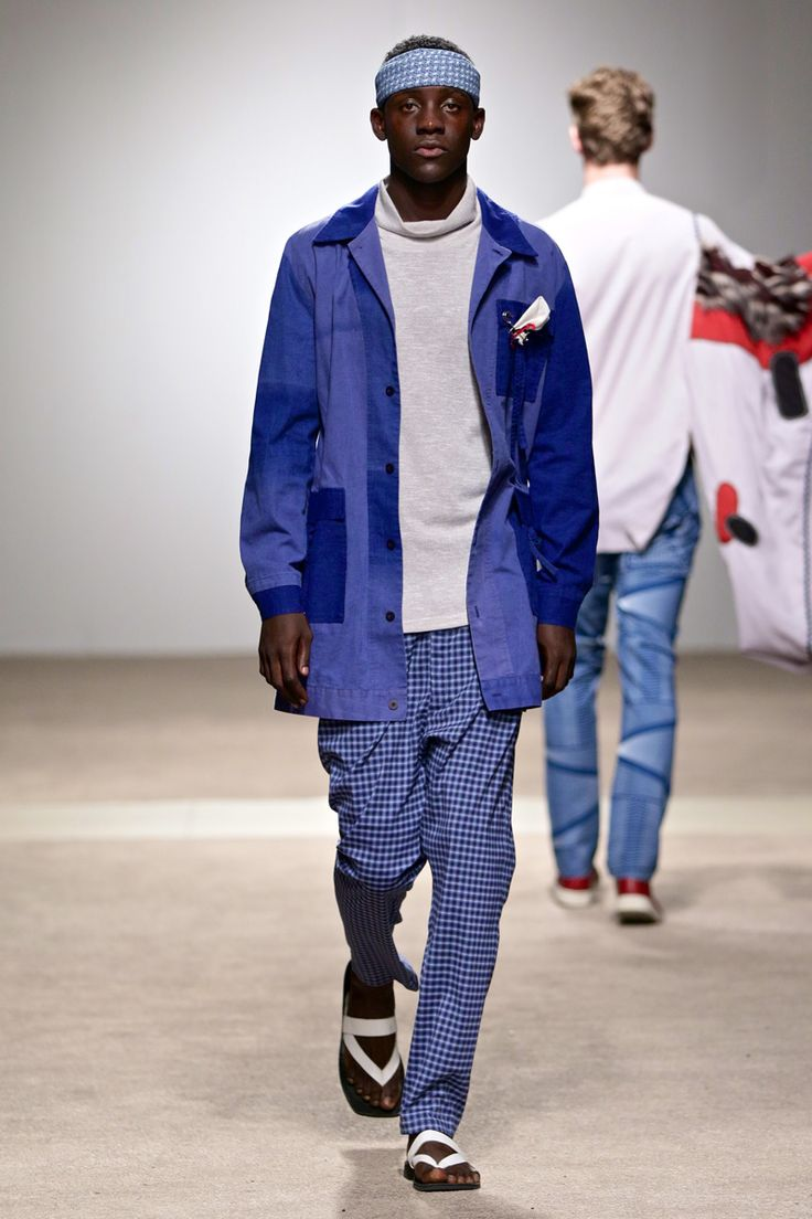 ALC Menswear AW17: Look 8 -- Photo: Simon Deiner at South African Menswear Week