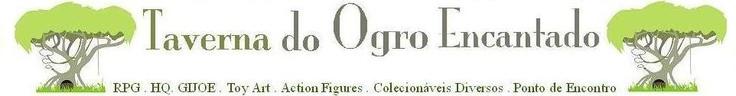 A Taverna do Ogro Encantado, é uma loja Virtual que oferece, GiJoes novos e raridades,  Action Figures, Marvel, DC, STAR WARS, etc. Colecionáveis diversos, artigos de ficção cientifica, filmes e séries.