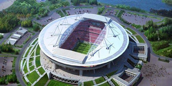 Gazprom Arena - Zenit Sn. Petersburgo