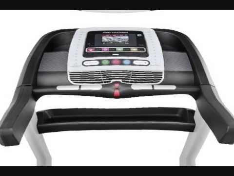 ProForm Pro 2500 Treadmill Deals Review