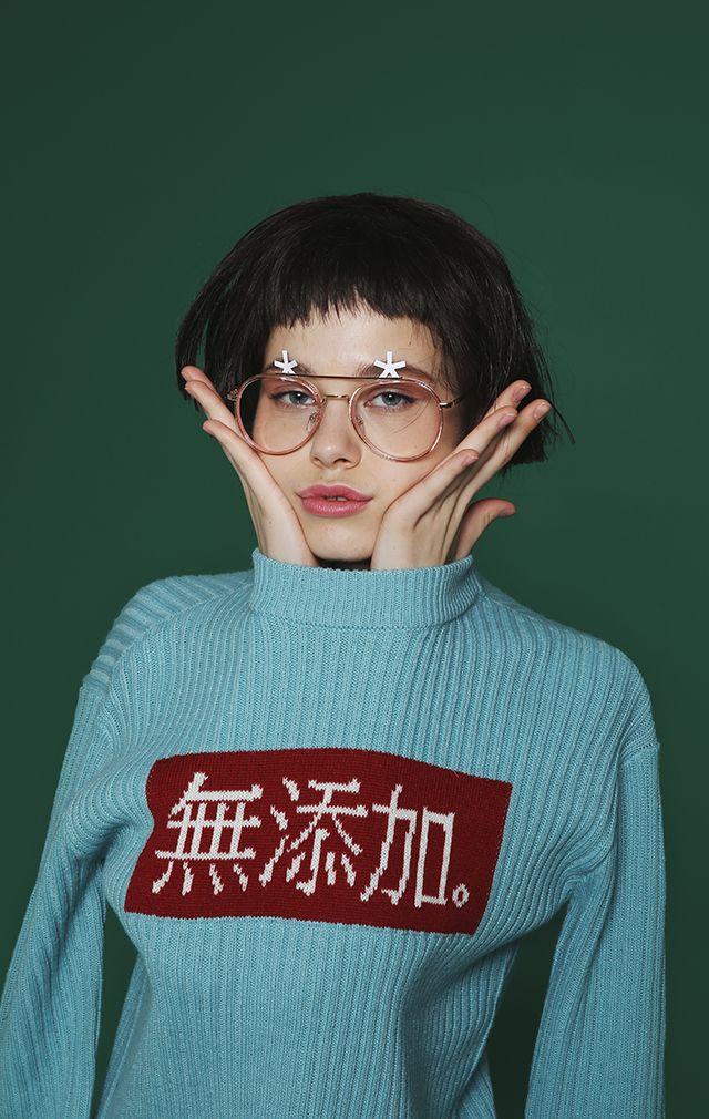 Sachiorrock / Face / Girl / Gen Z / Generation Z