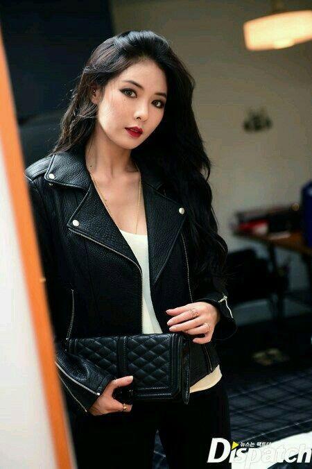 Kim Hyun-ah : New York Fashion Week (2014/09/06)