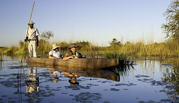 Experience a canoe safari and have the chance to get close up to some of Africa's largest wildlife. View our package here: http://www.africanoutposts.co.za/packages/detail/news/mana-pools-canoe-safari/