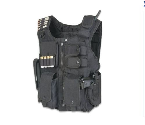 Assault vest nylon shooting hunting police tactical survival bullet proof rifle