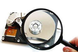 Data Recovery services in Madrid.