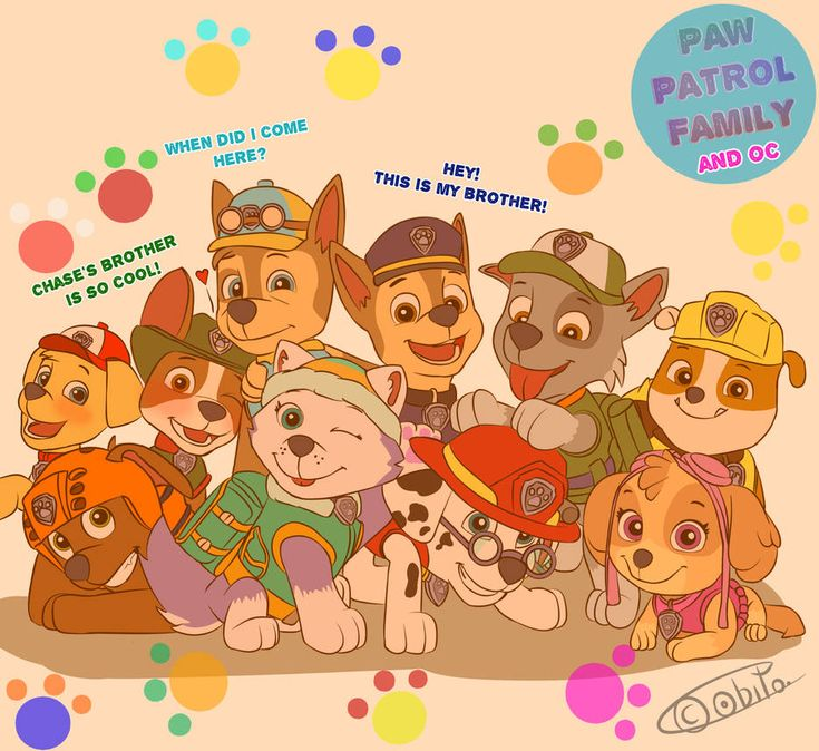 Paw Patrol We Are Forever Brothers By Ao 2 Nick Paw Patrol Cartoon Paw Patrol Coloring Pages Zuma Paw Patrol