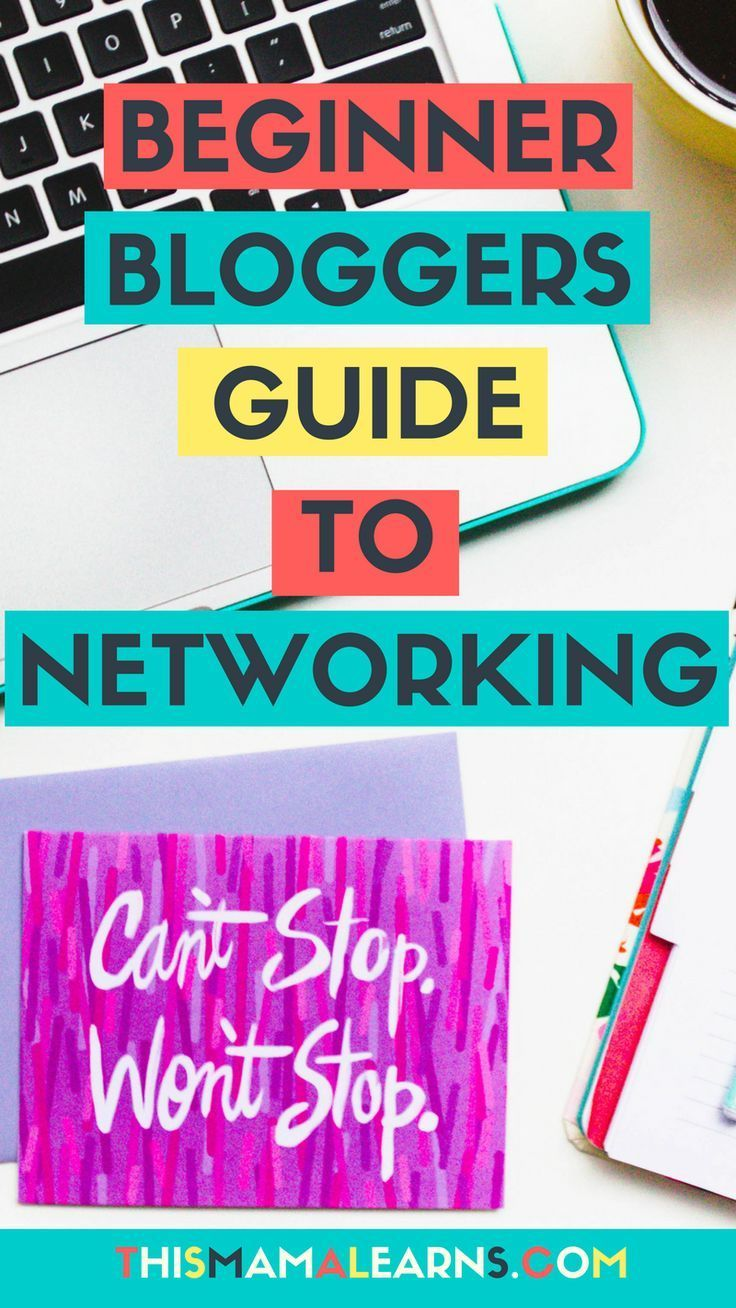 Blogging Tips || Blogger Outreach || Are you holding back from networking with other bloggers because youre afraid youll get laughed at for not knowing the secret blogger handshake? Newsflash - networking doesn't have to be terrifying. Here are some baby steps you can take to get you start