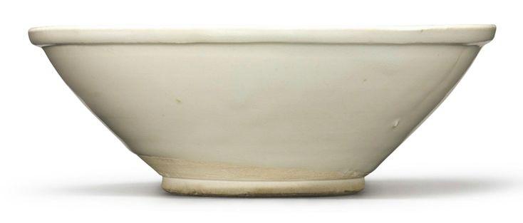 A 'Xing' bowl, Tang dynasty-Five Dynasties, 9th-10th century