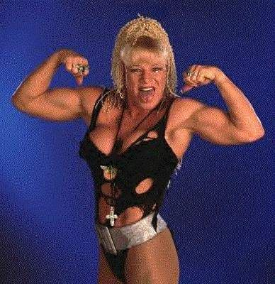 "Luna Vachon - Professional Wrestler. The daughter of Paul ""Butcher"" Vachon, she wanted to follow the family tradition of being a pro-wrestler despite their initial disapproval. Cremated, Ashes scattered. Specifically: Ashes scattered at Andre the Giant's ranch in Ellerbe, North Carolina"