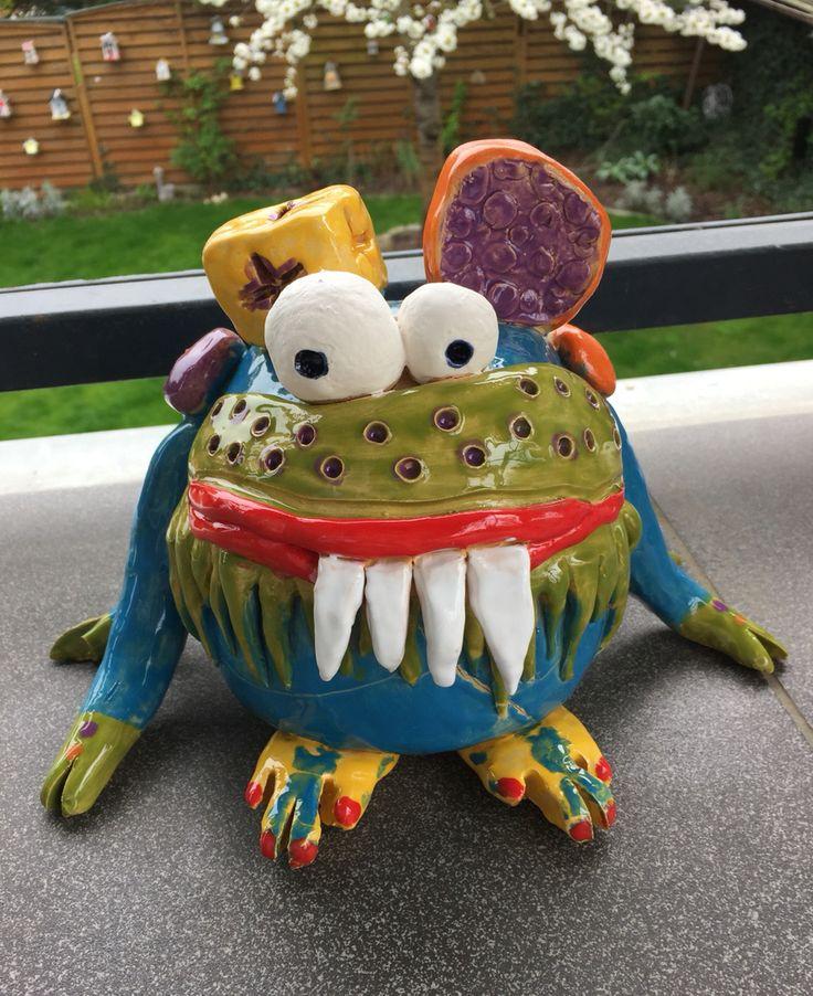 Monster ceramic