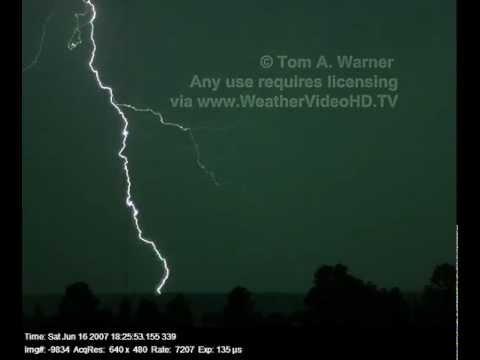 Lightning captured at 7,207 images per second / explaining Dijkstra's algorithm on Quora