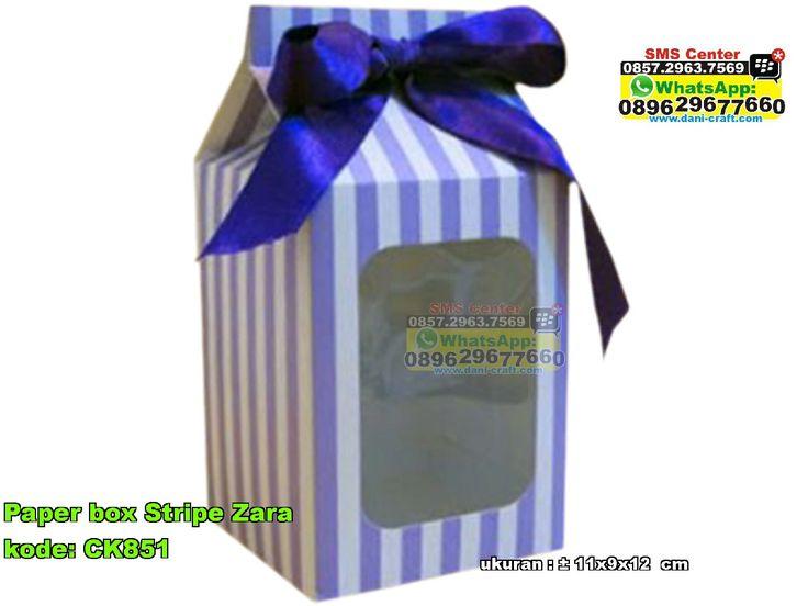 Paper Box Stripe Zara (SMS/WA/Telp) 0813.2660.1110  PIN BBM: 5B 909 A4A #paperbox #paperboxmurah #paperboxunik #paperboxgrosir #grosirpaperboxmurah #kemasanpaperbox #jualkemasanpaperbox #jualpaperboxunik #boxkertas #jualboxkertas #PaperBox #HargaBox #desainundanganPernikahan