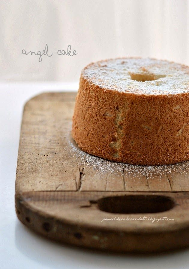 ... angel cake ...