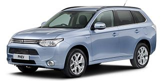 Mitsubishi Outlander PHEV available from £1,999 advance payment