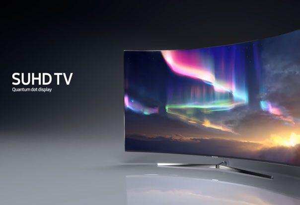 Samsung SUHD TV Quantum dot