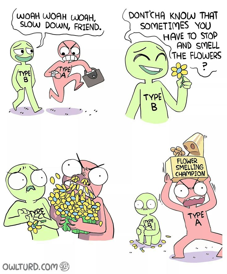 Stop and smell the flowers. (owlturd.com)