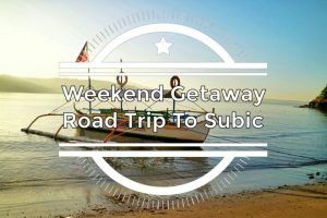 Road Trip to Subic